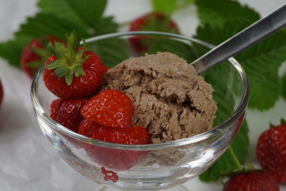 hasselpähkinä suklaajäätelö3