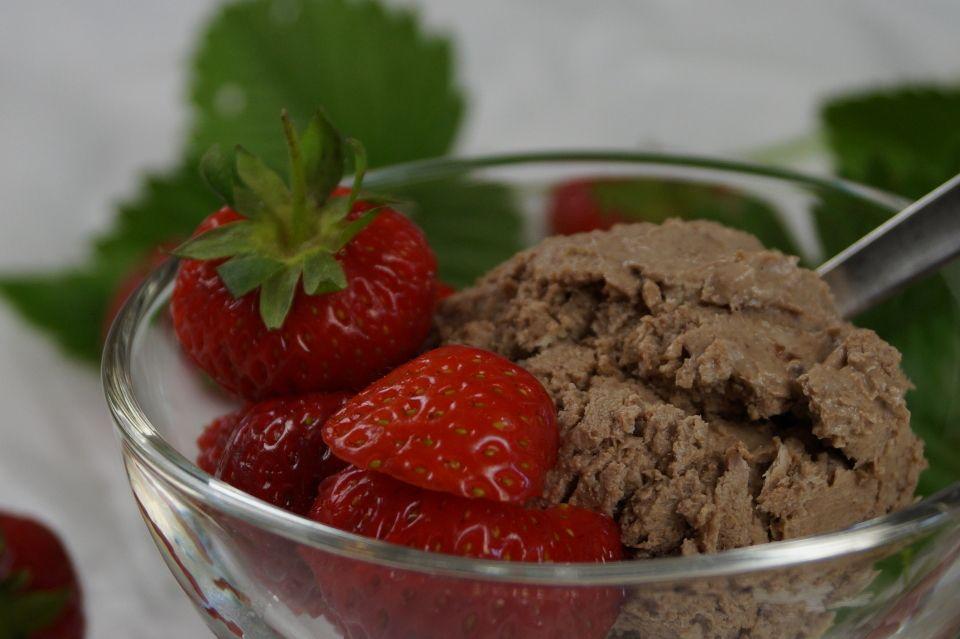 hasselpähkinä suklaajäätelö4
